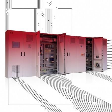 Szafy sterownicze, rozdzielnice elektryczne i prefabrykacja szaf